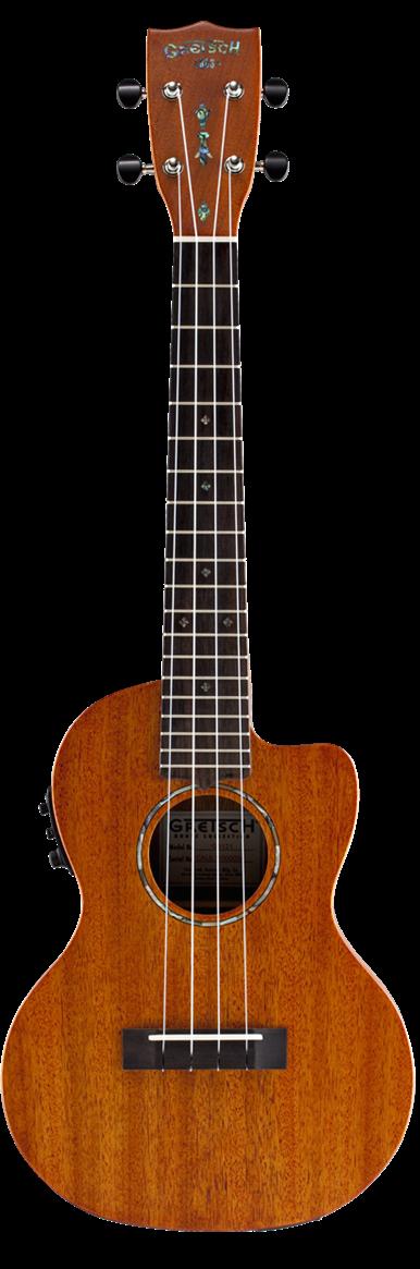Gretsch G9121 Tenor Acoustic-Electric Cutaway Ukulele