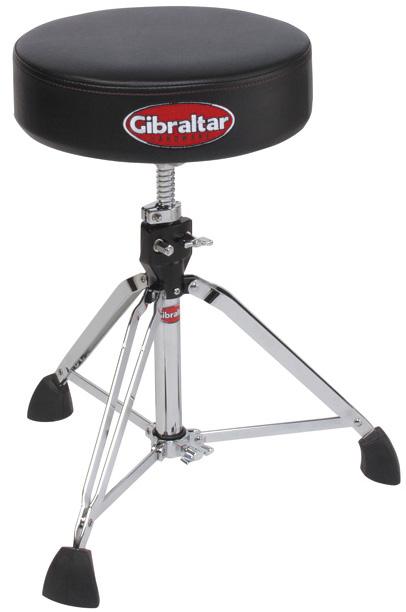 Gibraltar 9608 Round Vinyl Drum Throne