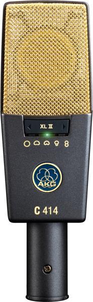 AKG C414 XLII Large-diaphragm Condenser Mic