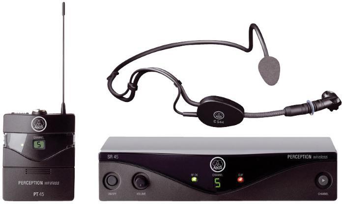 AKG Perception Sports Wireless Headset Microphone System