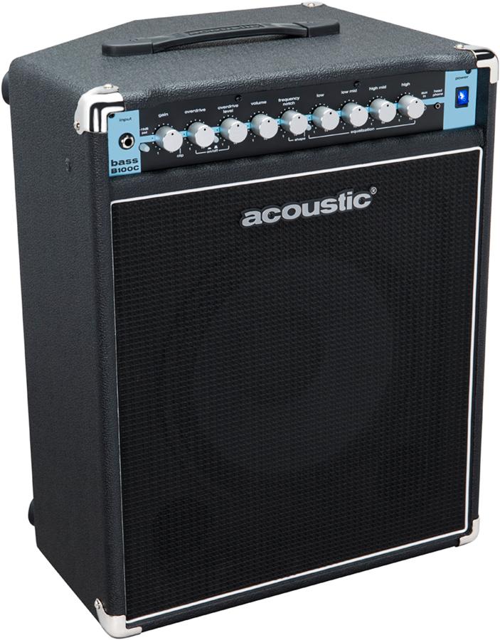 Acoustic B100C 100-Watt Combo Bass Amplifier