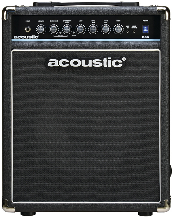Acoustic B30 Bass Combo Amplifier