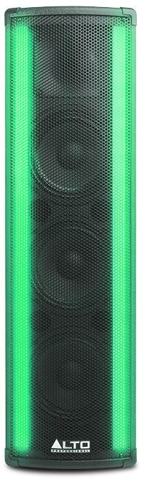 Alto Professional Spectrum Portable PA System with LED Lighting