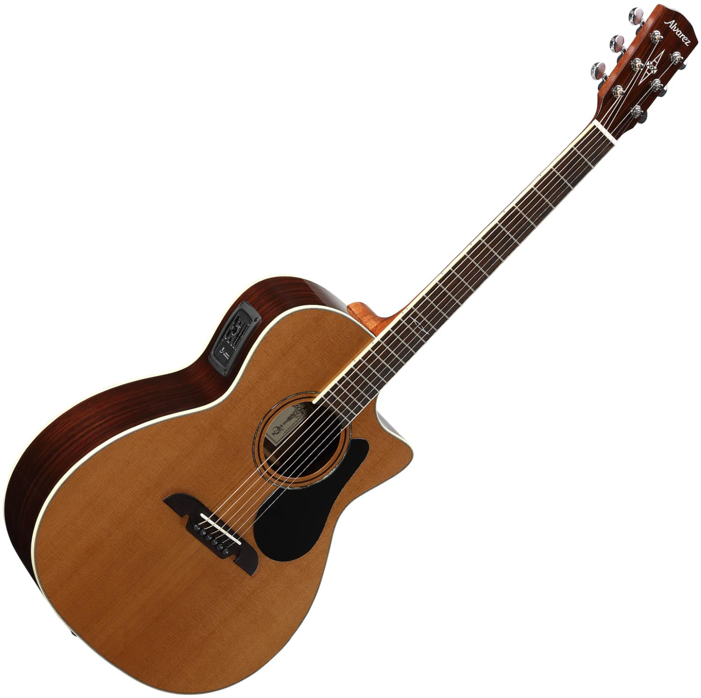 Alvarez AG75CE Acoustic-Electric Guitar