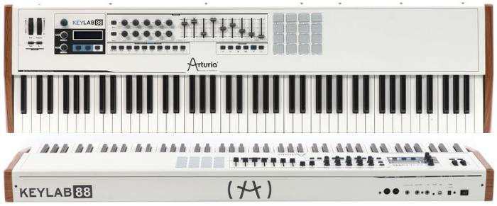The Best MIDI Keyboard Controllers - Up To $1000 - 2018 | Gearank