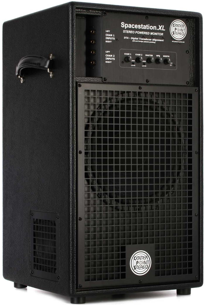 Aspen Pittman Designs Center Point Stereo Spacestation XL Keyboard Amp