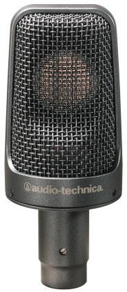 Audio-Technica Artist Elite AE3000 Large-Diaphragm Condenser Microphone