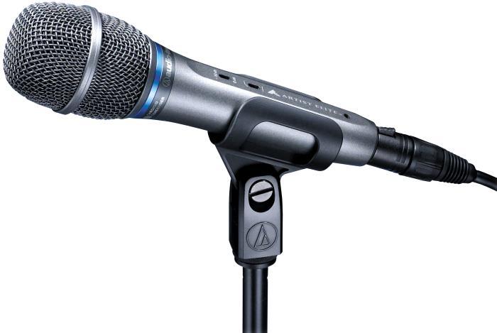 Audio-Technica AE5400 Handheld Cardioid Condenser Microphone