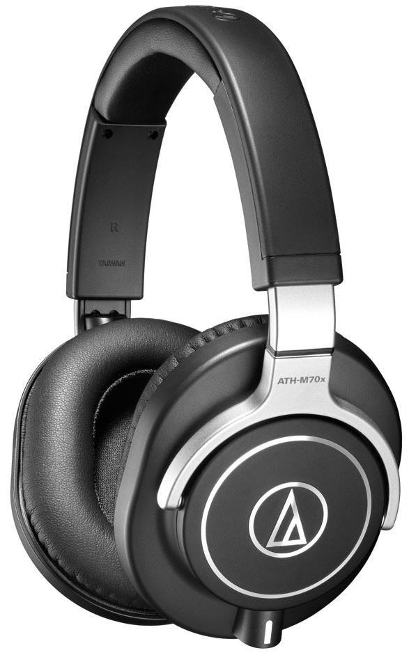 Audio-Technica ATH-M70x Closed-Back Headphones