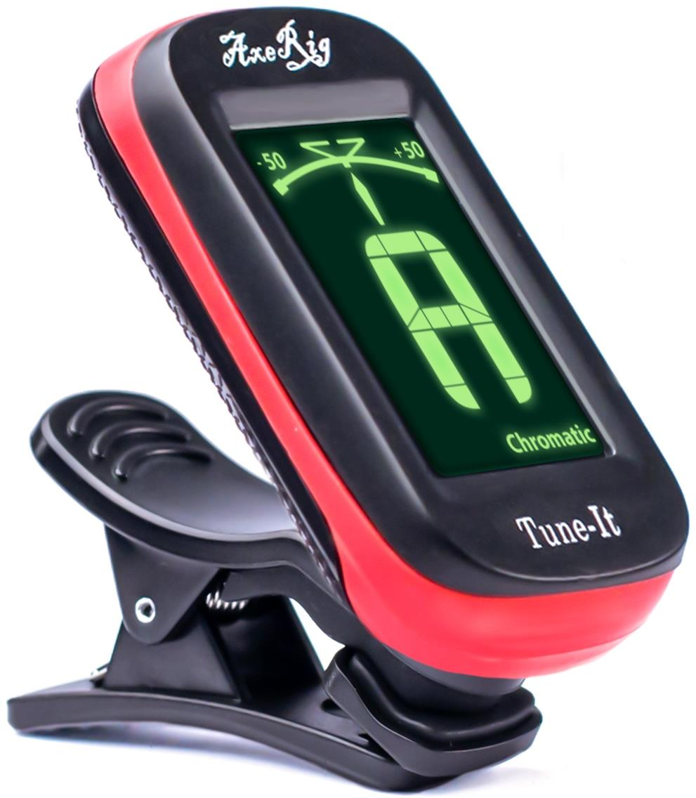 AxeRig Tune It Clip-On Tuner