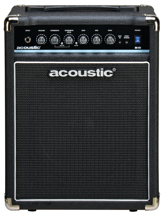 Acoustic B15 Bass Combo Amplifier