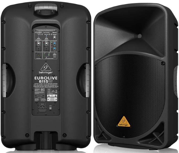 Behringer B115W 1000 watt Powered PA Speaker