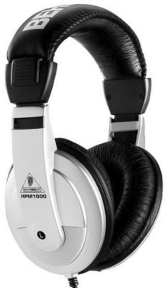 Behringer HPM1000 Closed Back Headphones