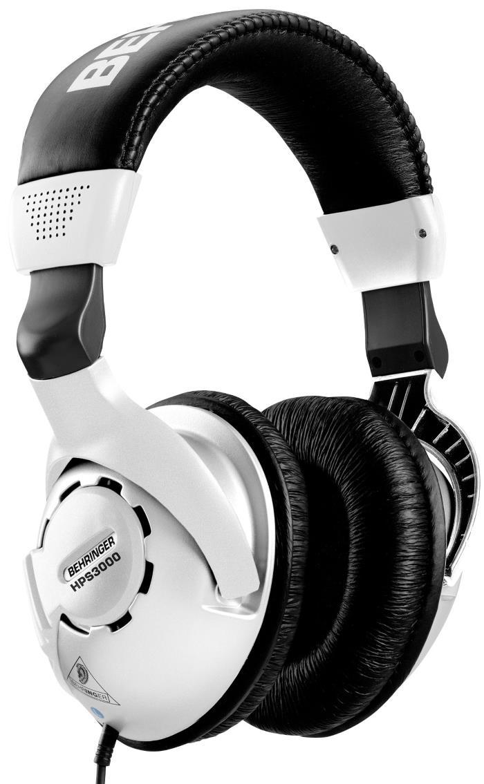 Behringer HPS3000 Closed-Back Studio Headphones