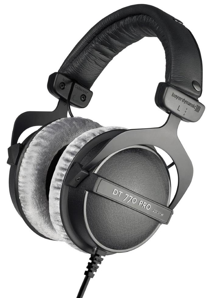 Beyerdynamic DT 770 PRO Closed-Back Headphones