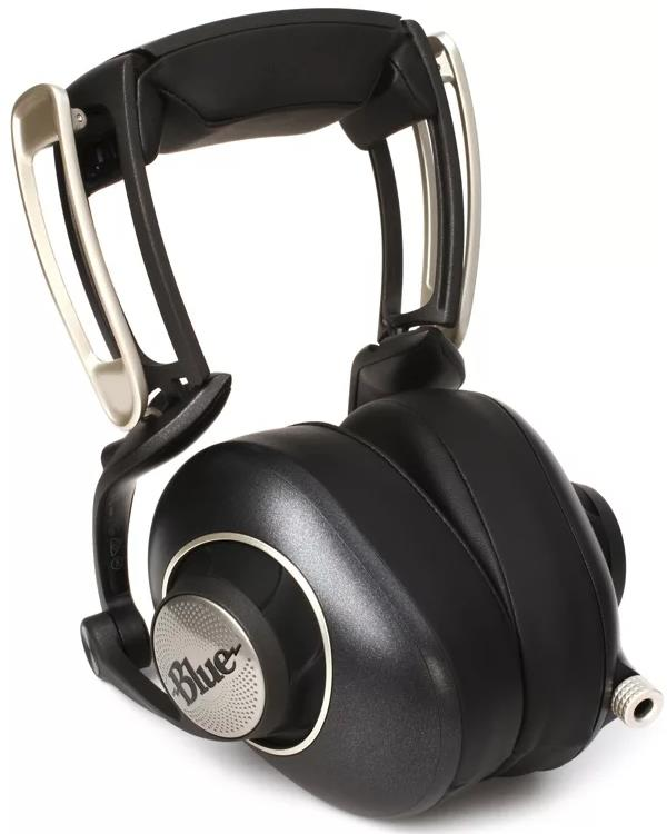Blue Microphones Sadie - Closed Back Headphones with Built-in Amp