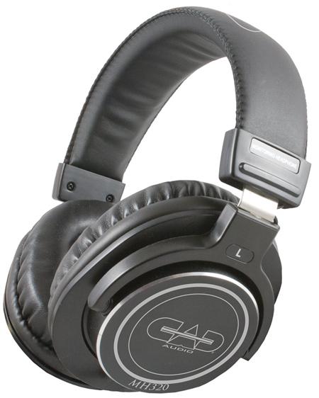 CAD Audio MH320 Closed-back Studio Headphones