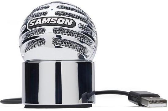 Samson Meteorite Desktop Condenser USB Microphone