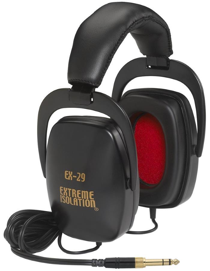 Direct Sound EX-29 Extreme Isolation Closed-Back Headphones