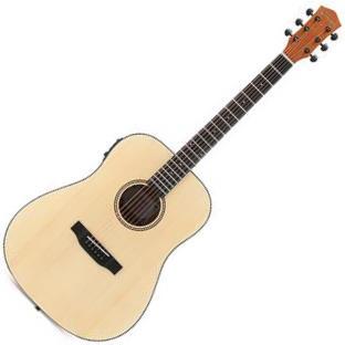 Donner DAG-1E Dreadnought Acoustic Electric Guitar