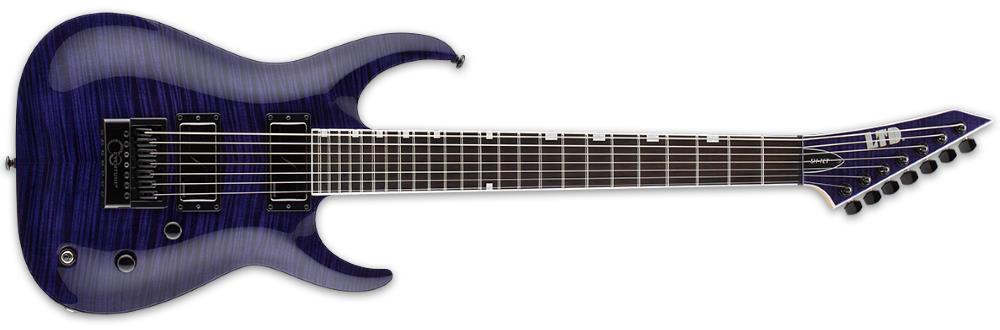 ESP LTD Brian (Head) Welch SH-7 Evertune 7 String Electric Guitar