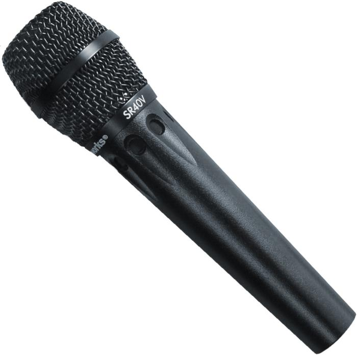 Earthworks SR40V Handheld Hypercardioid Condenser Microphone