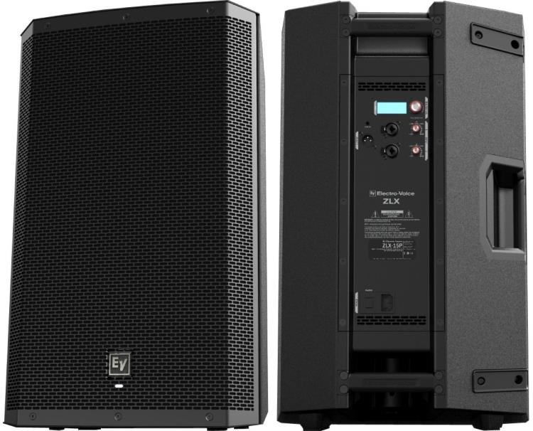 Electro-Voice ZLX-15P Powered PA Speaker - 1000W