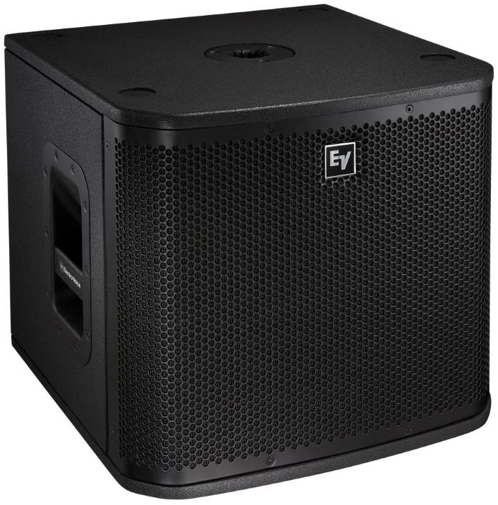 """Electro-Voice ZXA1 12"""" 700W Powered Subwoofer"""