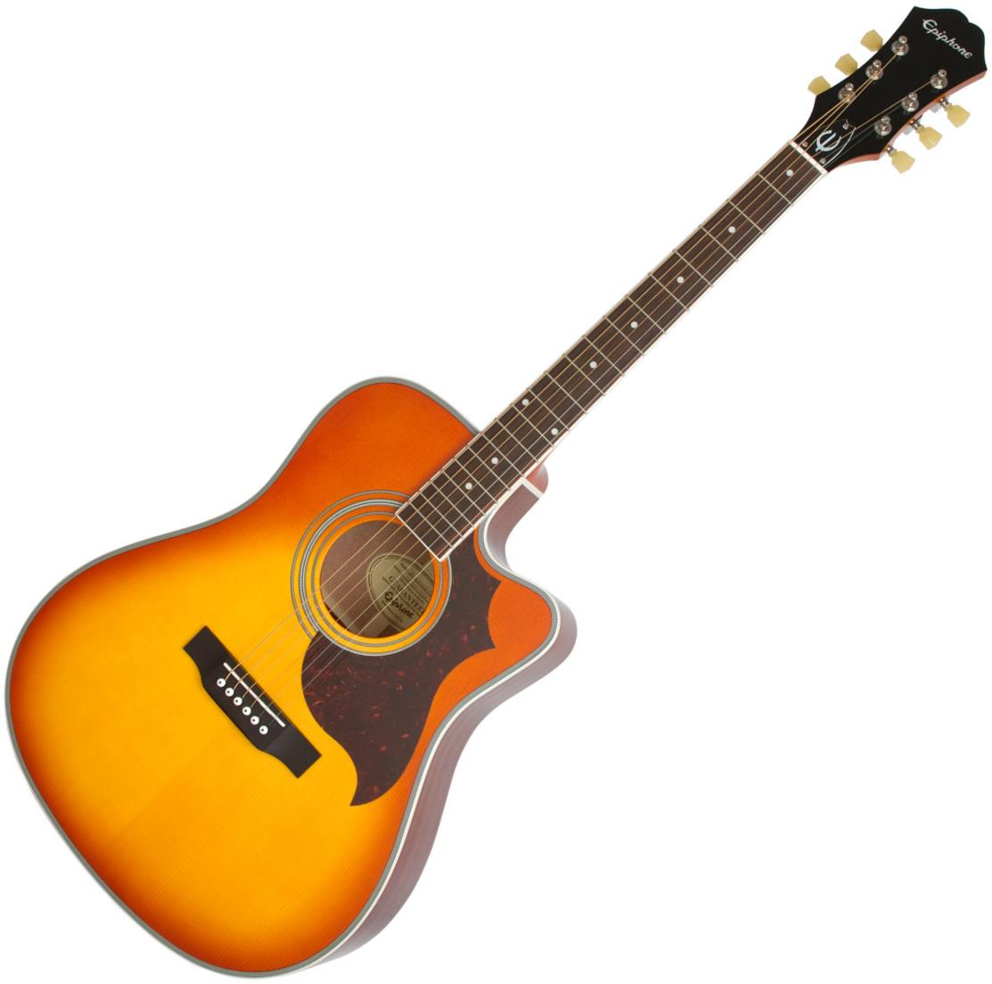 Epiphone FT-350SCE Acoustic-Electric Guitar