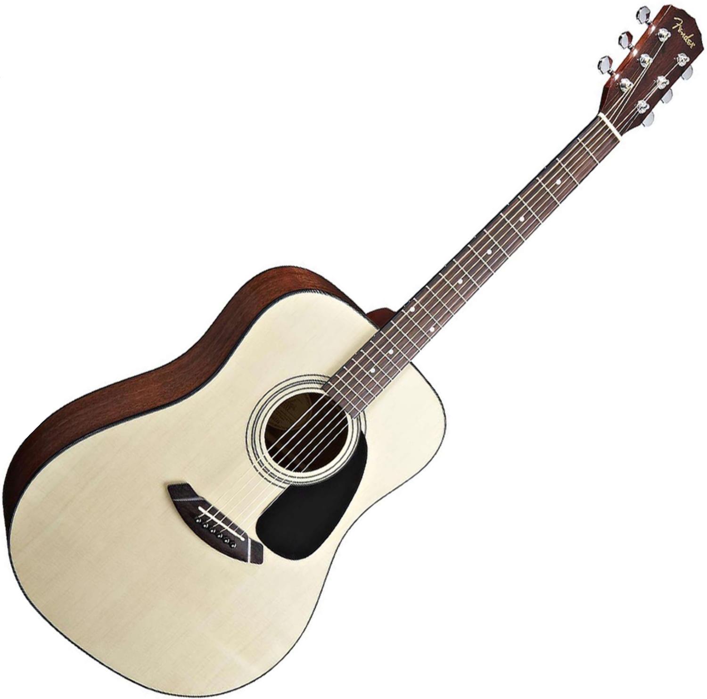 Fender CD-60 Natural - 6 String Acoustic Guitar