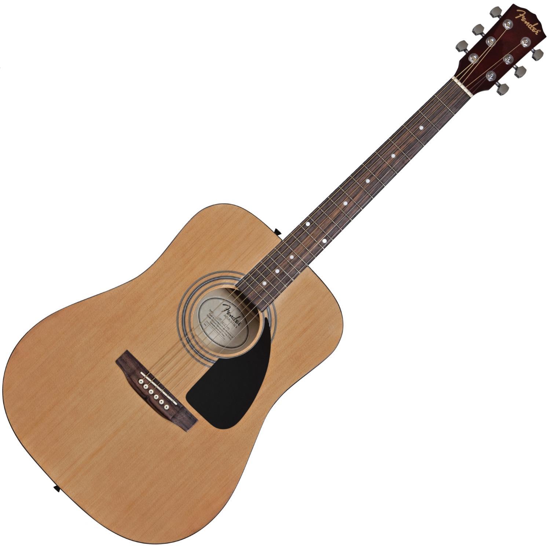Fender FA100 6 String Acoustic Guitar