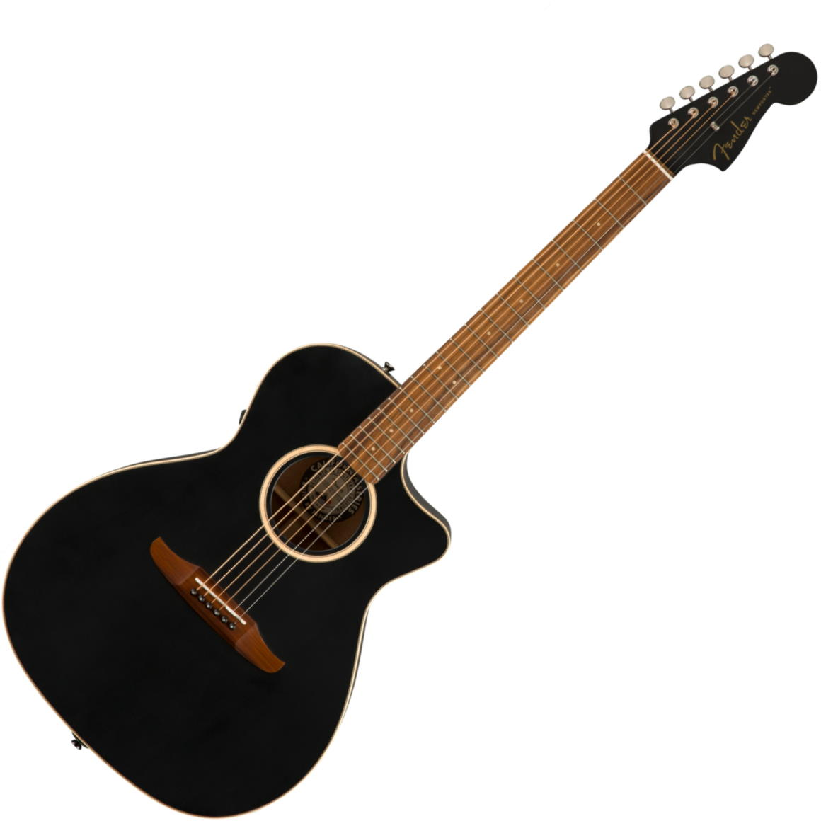Fender Newporter Special Acoustic Electric Guitar