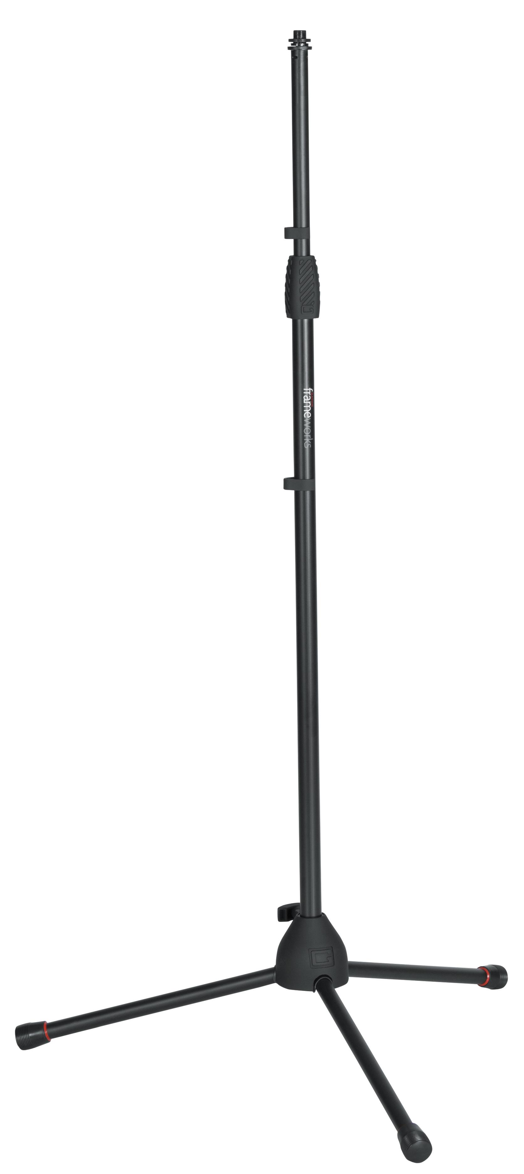 Gator Frameworks GFW-MIC-2000 Standard Tripod Mic Stand