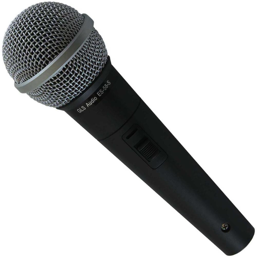 The Best Live Vocal Mics 40 To 1000 Nov 2018 Gearank Sennheiser Microphone Wiring Diagram Gls Audio Es 58 Dynamic