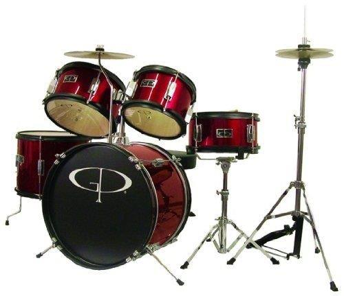 GP Percussion GP55 5-Piece Junior Acoustic Drum Set