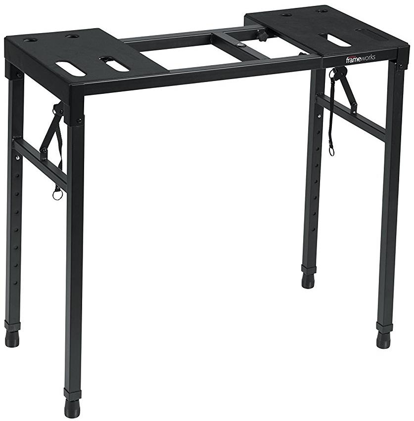Gator Frameworks GFW-UTILITY-TBL Table Keyboard Stand
