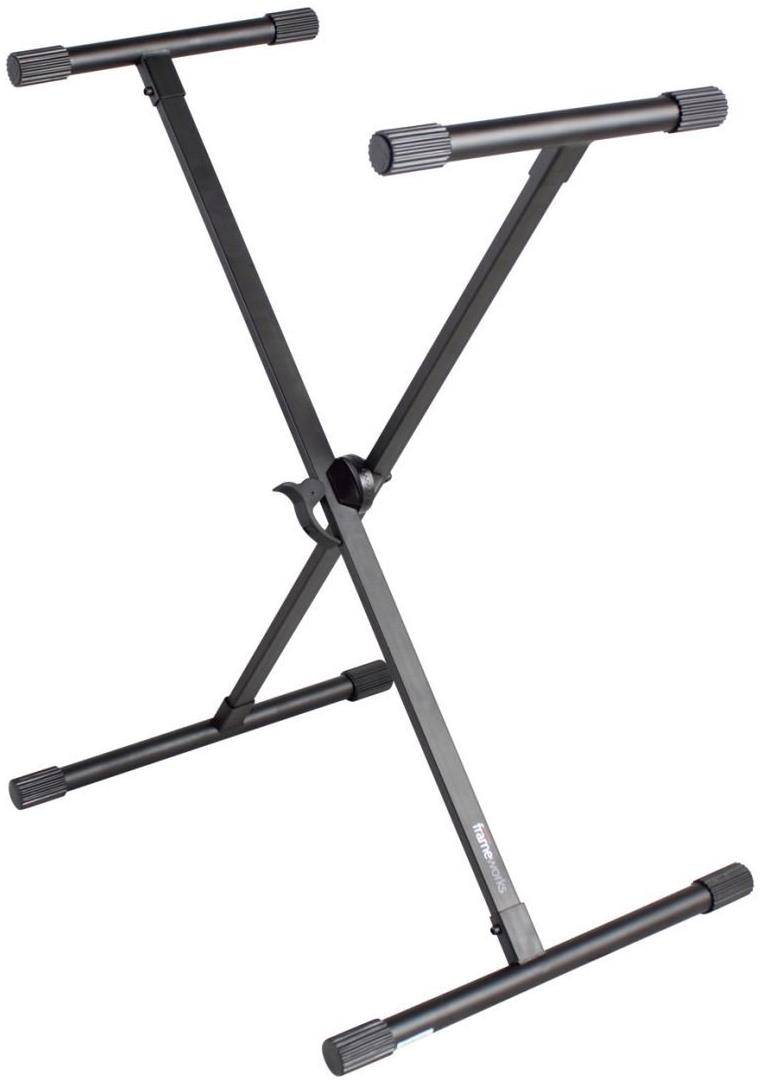 Gator Frameworks GFW-KEY-1000X Standard Single X Keyboard Stand