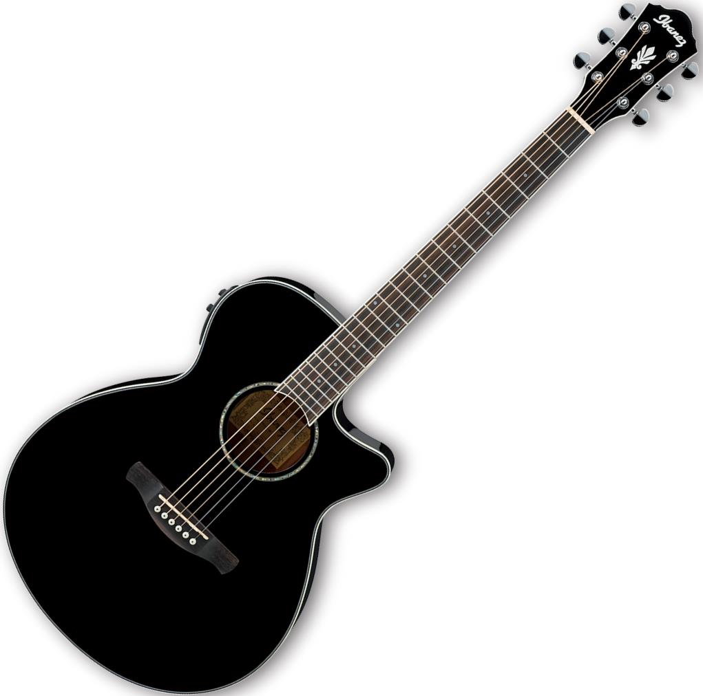 the best acoustic electric guitars under 300 under 500 2018 gearank. Black Bedroom Furniture Sets. Home Design Ideas