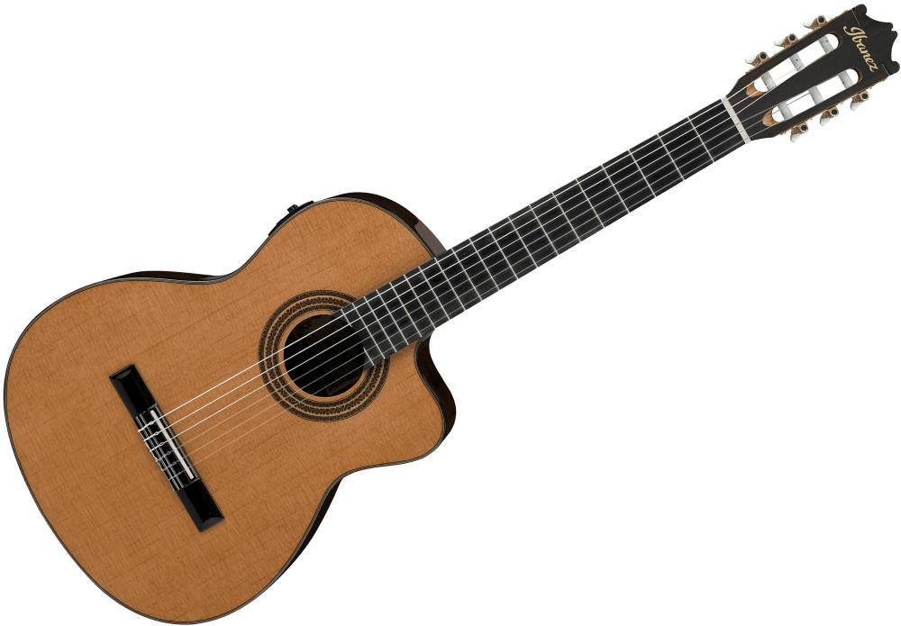 Ibanez GA6CE Acoustic-Electric Nylon String Guitar