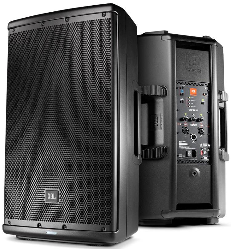 JBL EON612 Powered PA Speaker