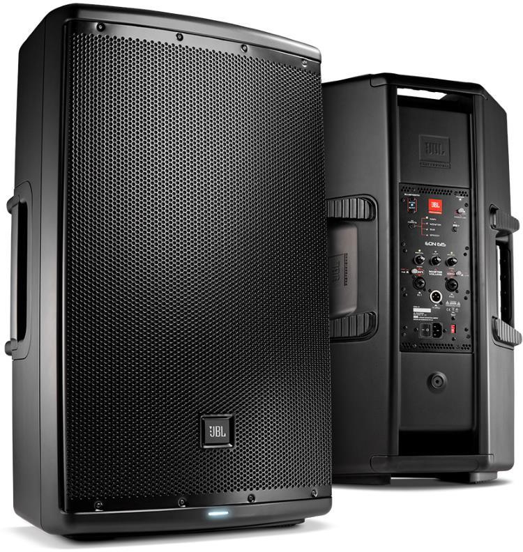 JBL EON615 Powered PA Speaker