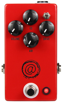 JHS AT (Andy Timmons) Overdrive Pedal