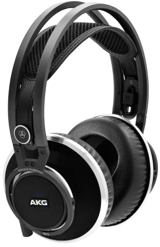 AKG K812 Superior Reference Headphones - Open-Back