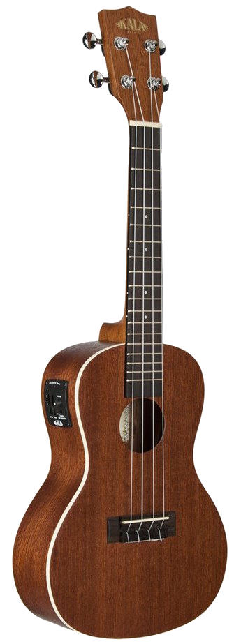Kala KA-CE Satin Mahogany Concert Acoustic-Electric Ukulele with EQ