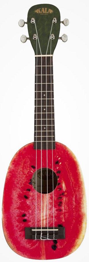 Kala Watermelon Soprano Ukulele
