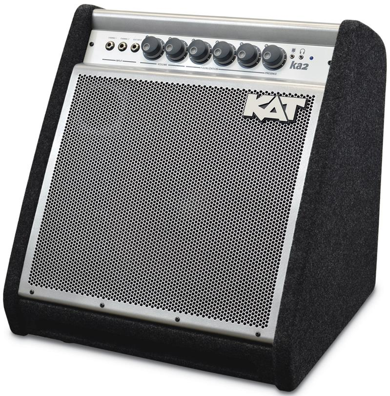 KAT Percussion - KA2 Digital Drum Set Amplifier