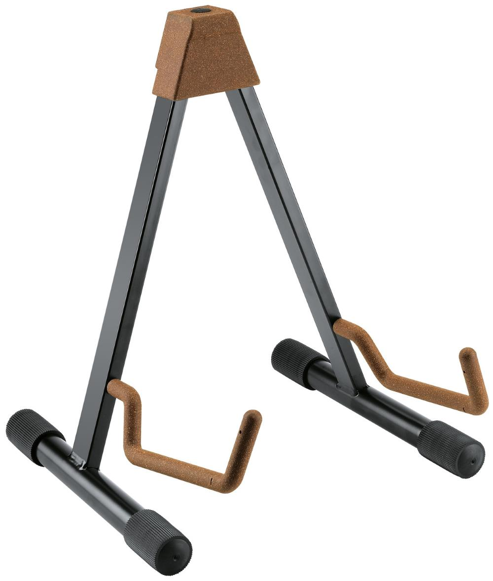 K&M 17541 Cork A-Frame Acoustic Guitar Stand