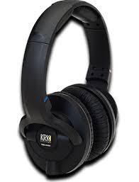 KRK KNS 6400 Studio Closed-back Monitoring Headphones