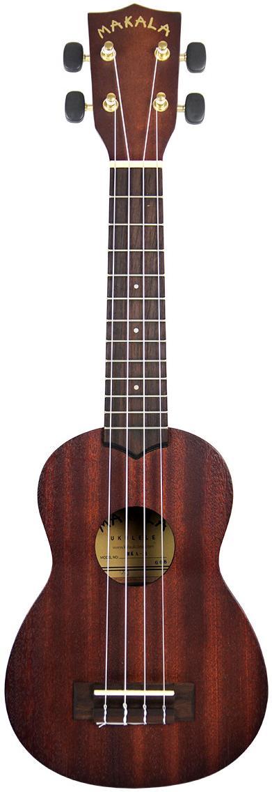 Kala MKA-S Limited Edition Makala Soprano Ukulele