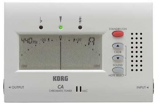 Korg CA-40 Chromatic Handheld Tuner